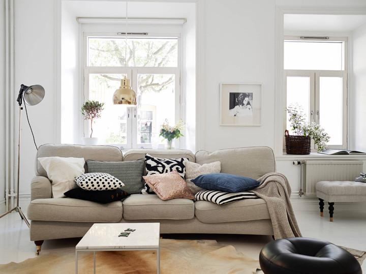 tendências de decoração, design de interiores, tons pastéis