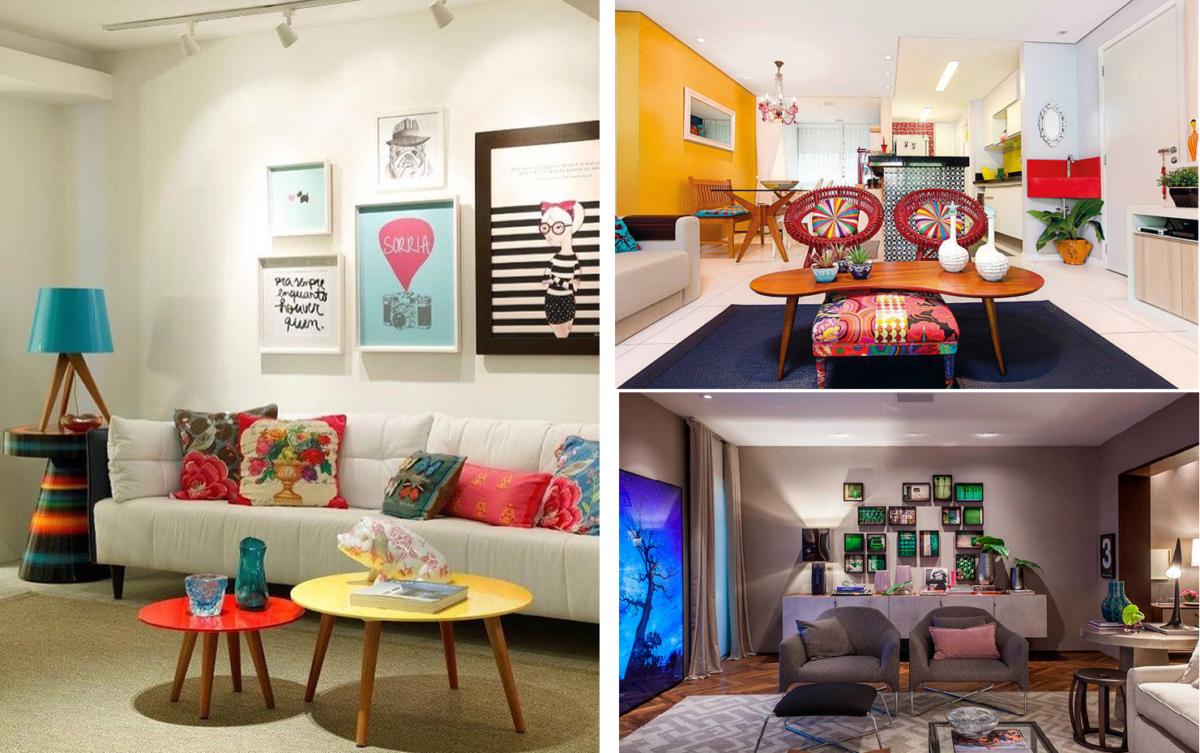 Ambientes Fun DSG, Cores vibrantes, Fun Design, decoração de interiores, Tendências na decoração